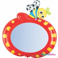 Travel Bee Car Mirror Playgro - MacroBaby