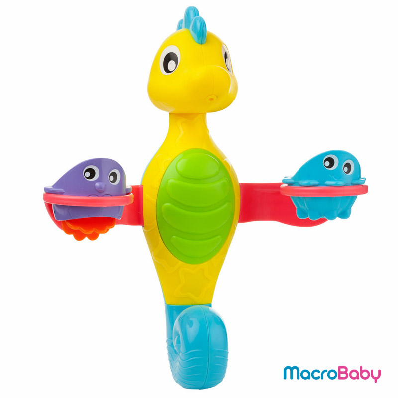 Flowing bath tap & cups Playgro - MacroBaby