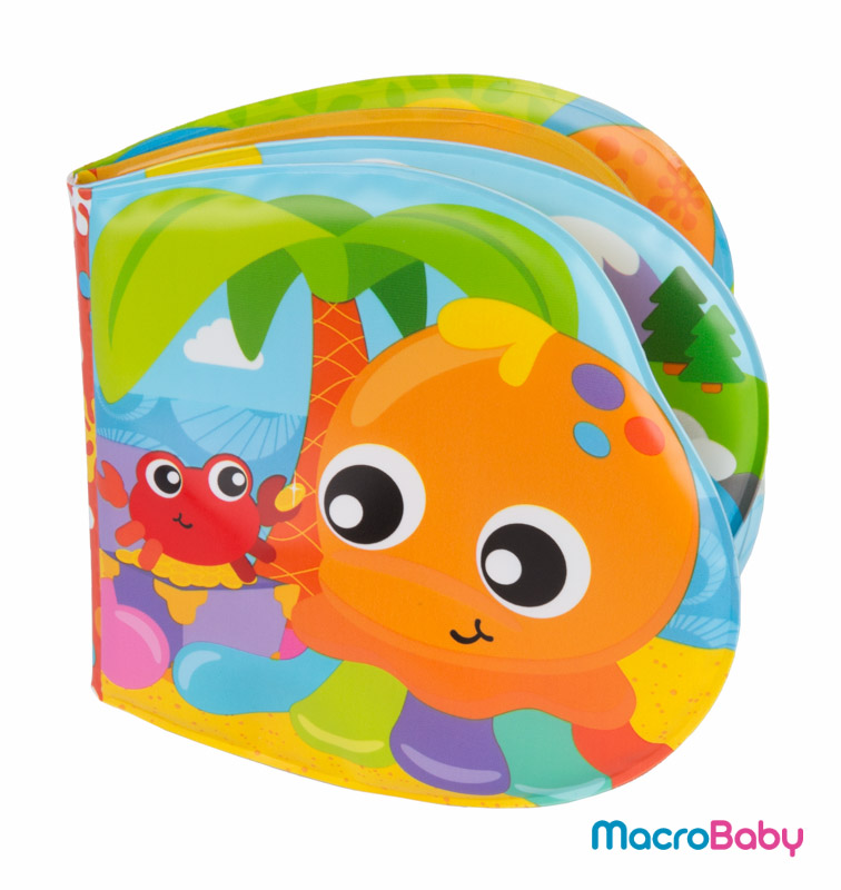 Bath book Playgro - MacroBaby