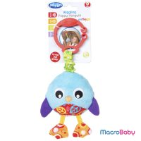 Wiggling Poppy Penguin Playgro