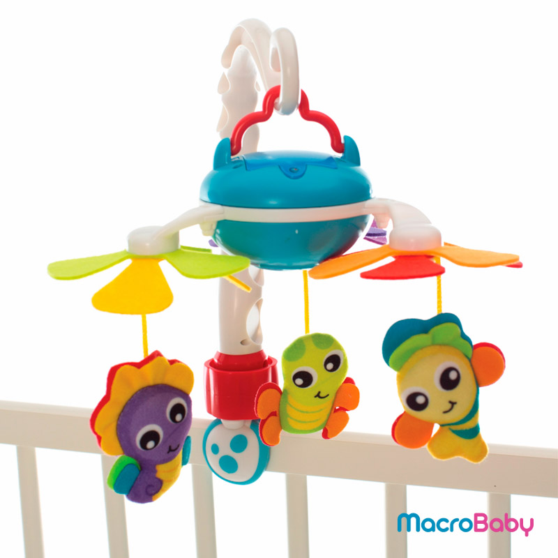 Music Travel Movil Playgro - MacroBaby