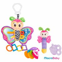 Butterfly fun pack Playgro - MacroBaby