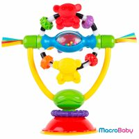 High Chair Spinning Toy Playgro - MacroBaby