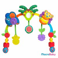 Tropical Tunes Travel Play Arch Playgro - MacroBaby