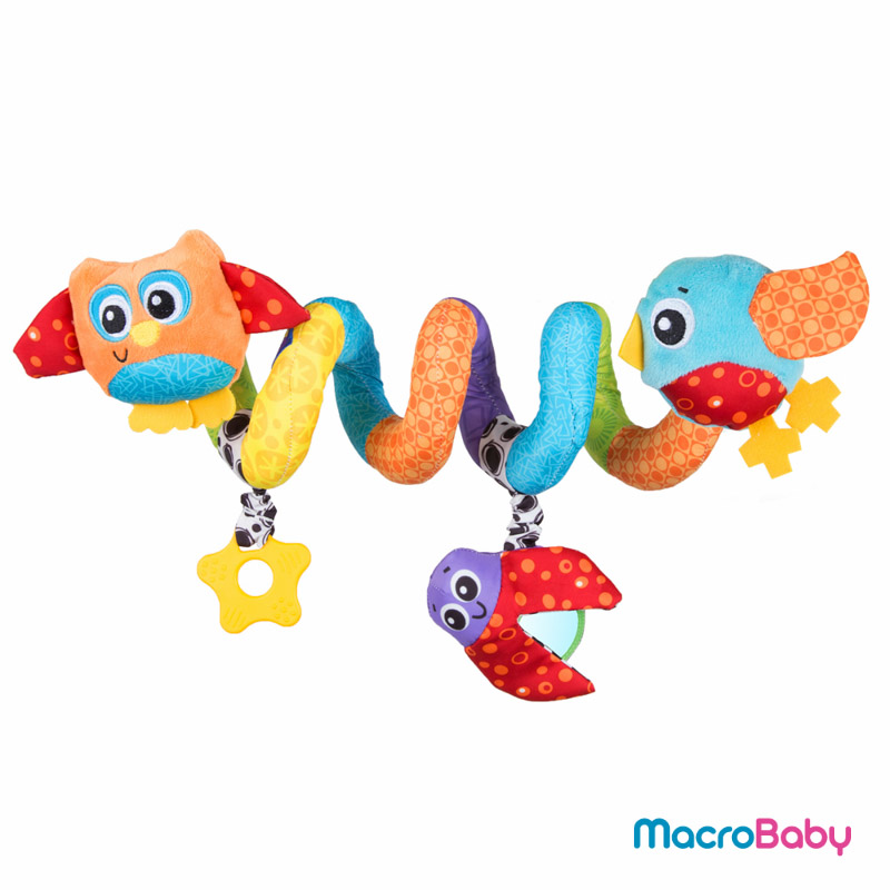 Who`s in the Tree Twirly Whirly Playgro - MacroBaby