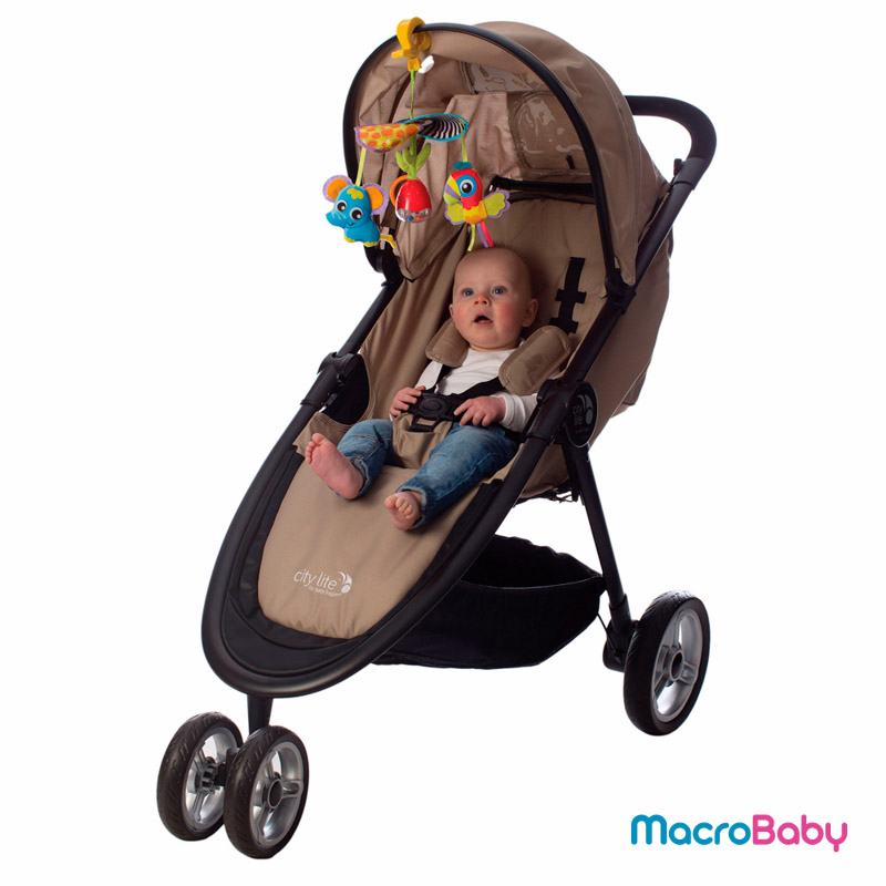 On the Go Stroller Mobile Playgro - MacroBaby