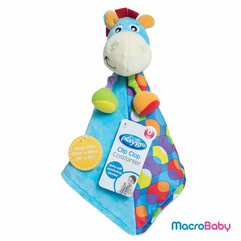 Clip Clop Comforter Playgro - MacroBaby