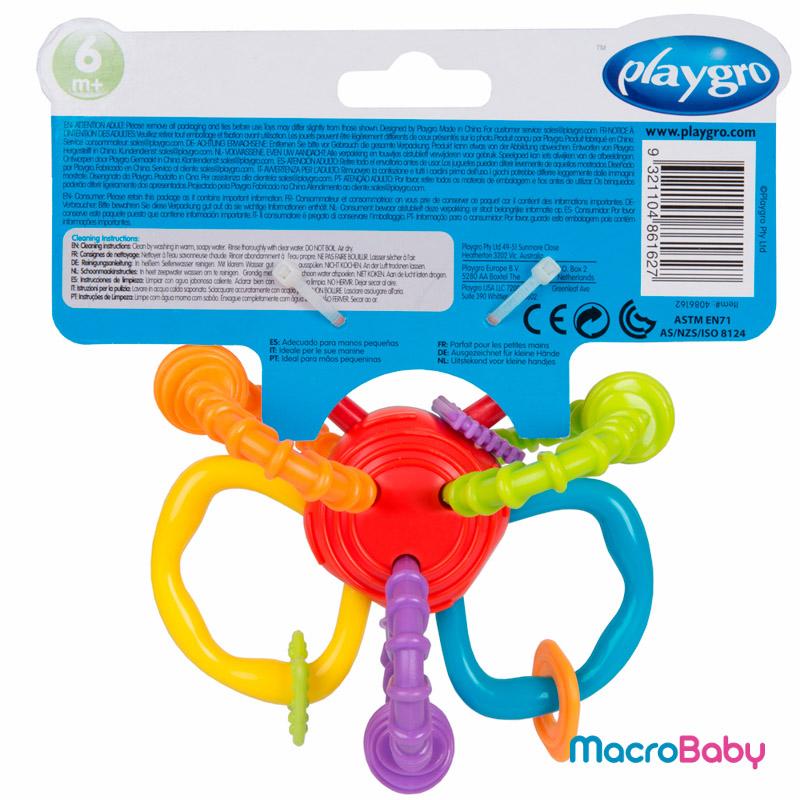 Bend & twist ball Playgro - MacroBaby