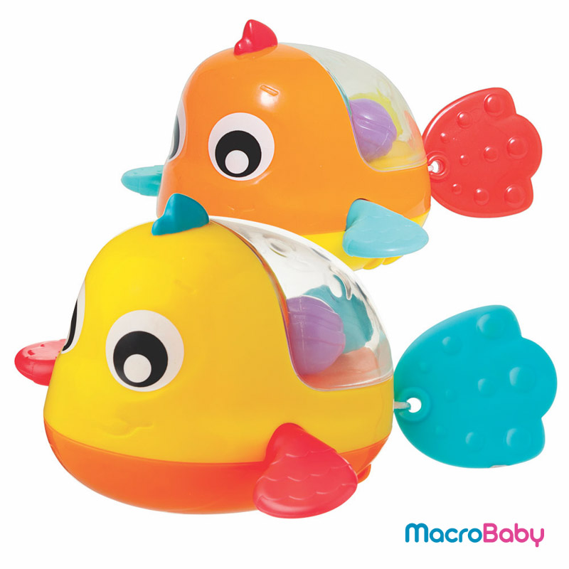 Paddling bath fish Playgro - MacroBaby