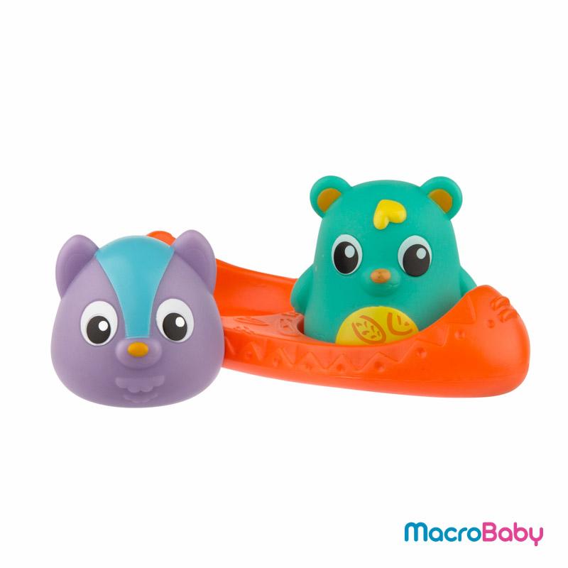 Safe to paddle canoe Playgro - MacroBaby