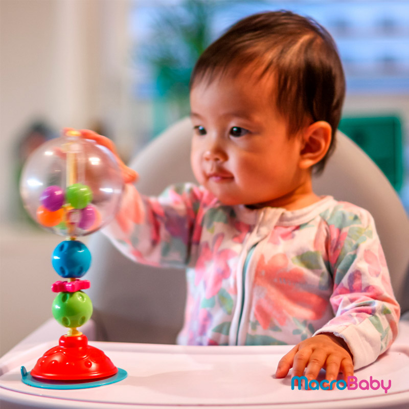 Ball bopper high chair toy Playgro - MacroBaby