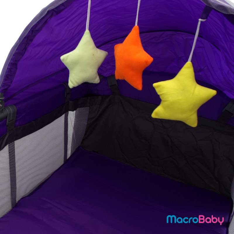 Cuna Venus violeta Bebitos - MacroBaby