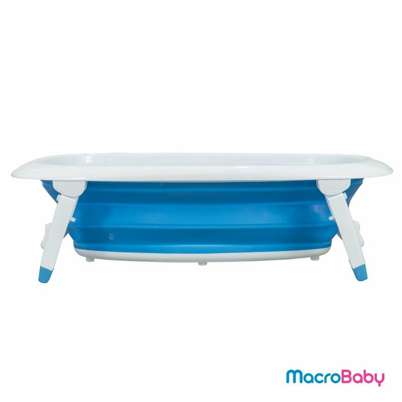 Bañera azul Bebitos - MacroBaby