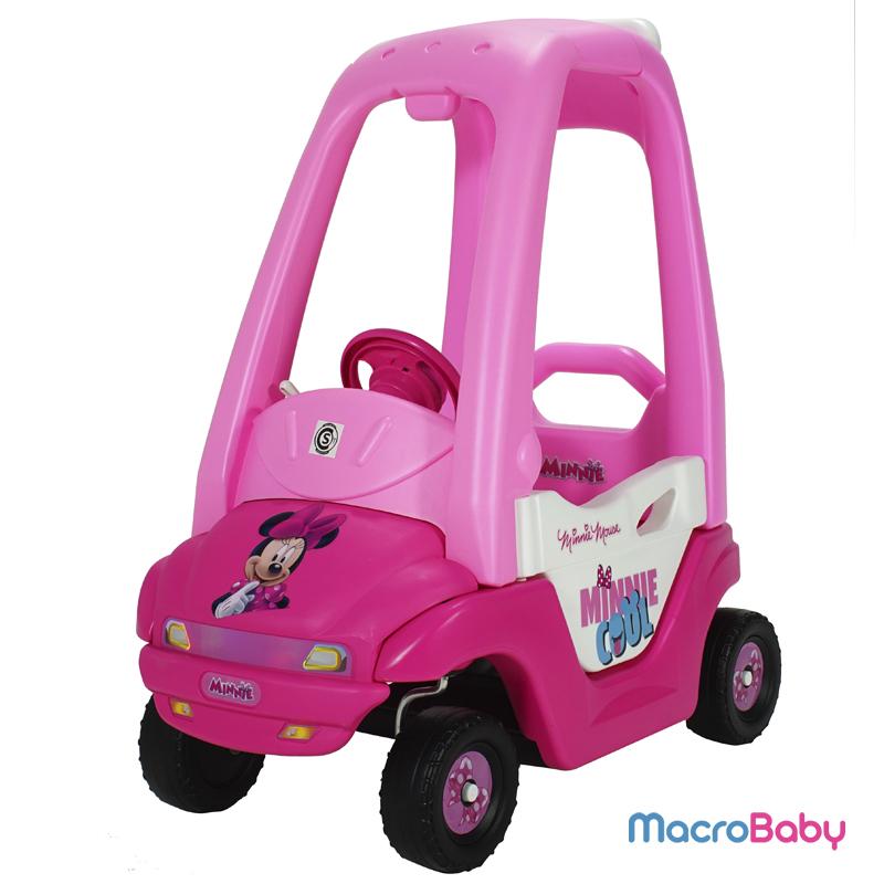 Caminador Pata Pata Auto de Minnie WJ015