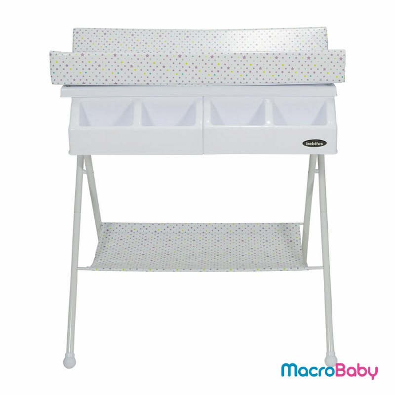 Catre de baño con estrellitas Bebitos - MacroBaby