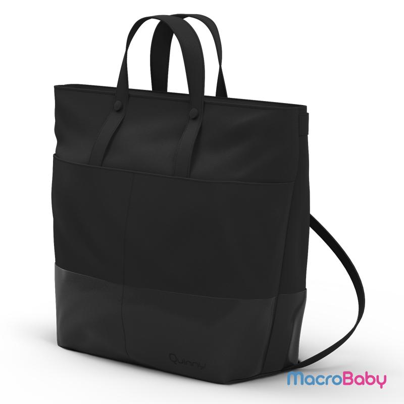 Bolso cambiador Changing Bag Negro Quinny