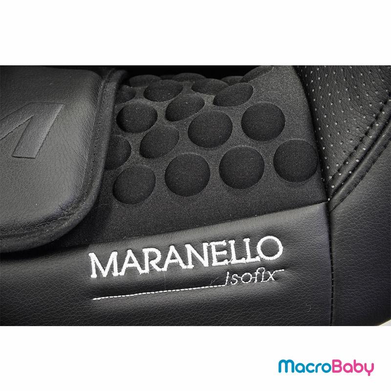 Butaca de seguridad Grupo 1, 2 y 3 Maranello con Isofix GTS - MacroBaby