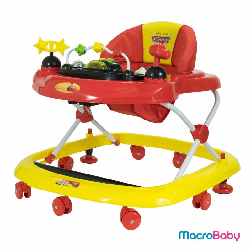 Andador Cars N6928 Disney - MacroBaby