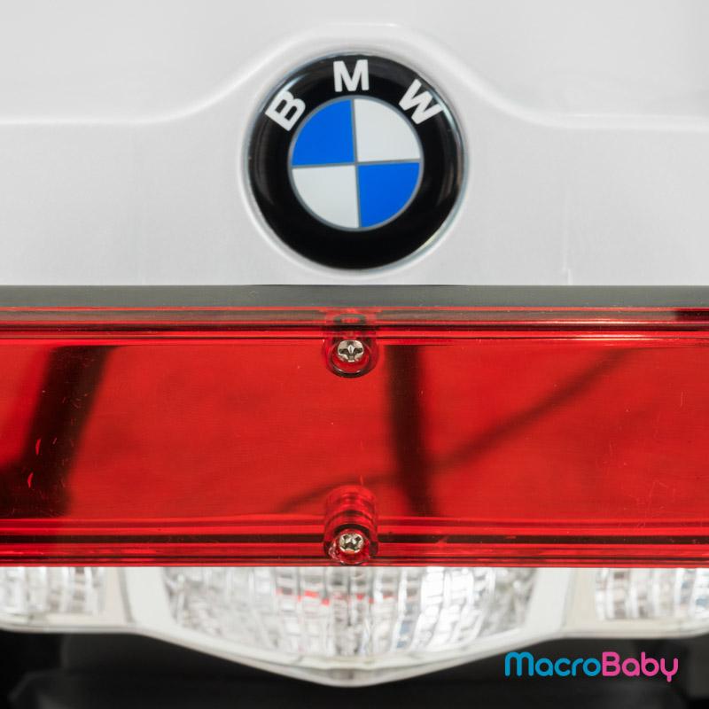 Moto a batería BMW R1200 policia Bebitos - MacroBaby