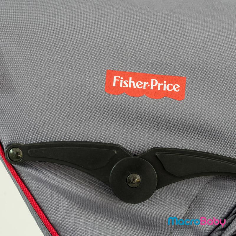 Cochecito paragüitas ultraliviano de lujo A-5983 Fisher Price - Macrobaby