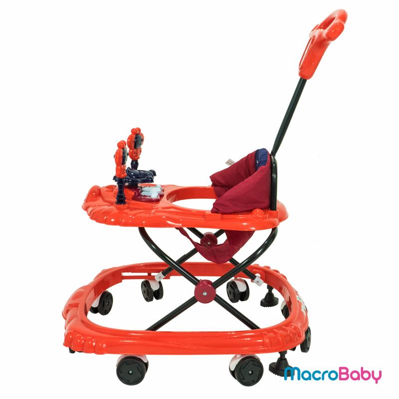Andador Cars AND-838 Disney - MacroBaby
