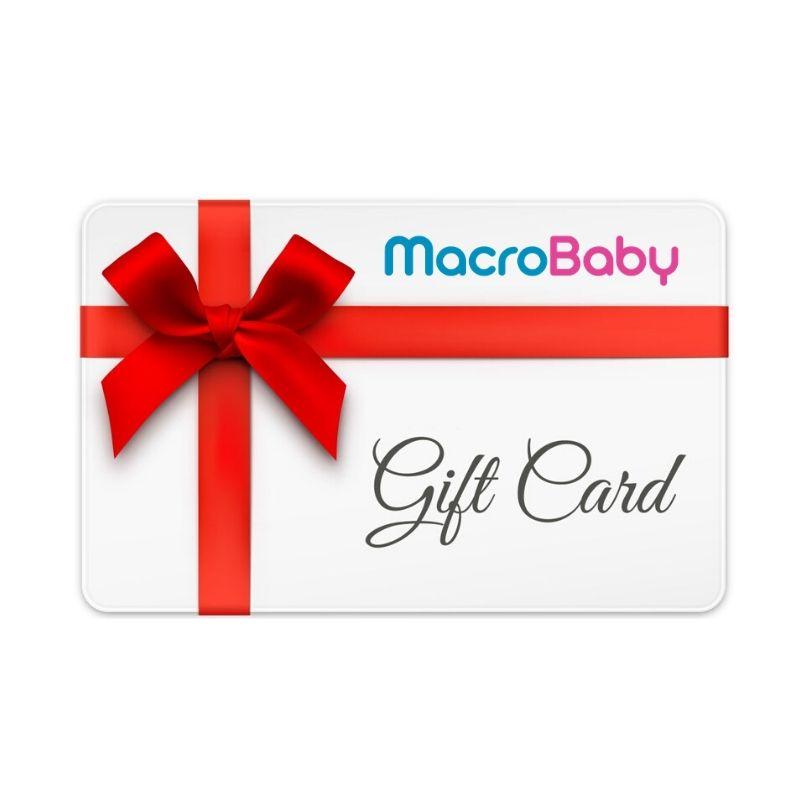 Gift Card - MacroBaby