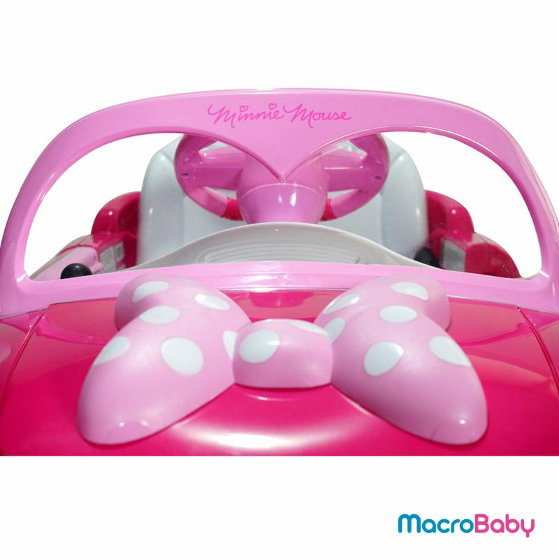 Auto a bateria Minnie Disney - MacroBaby