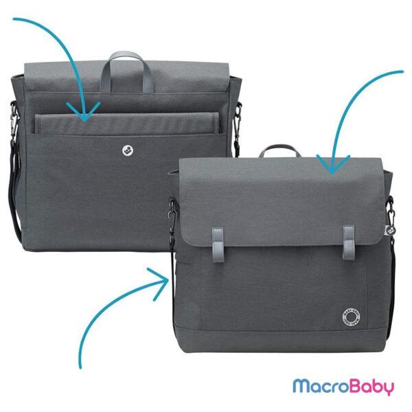 Bolso cambiador MODERN BAG Essential Graphite MAXI COSI