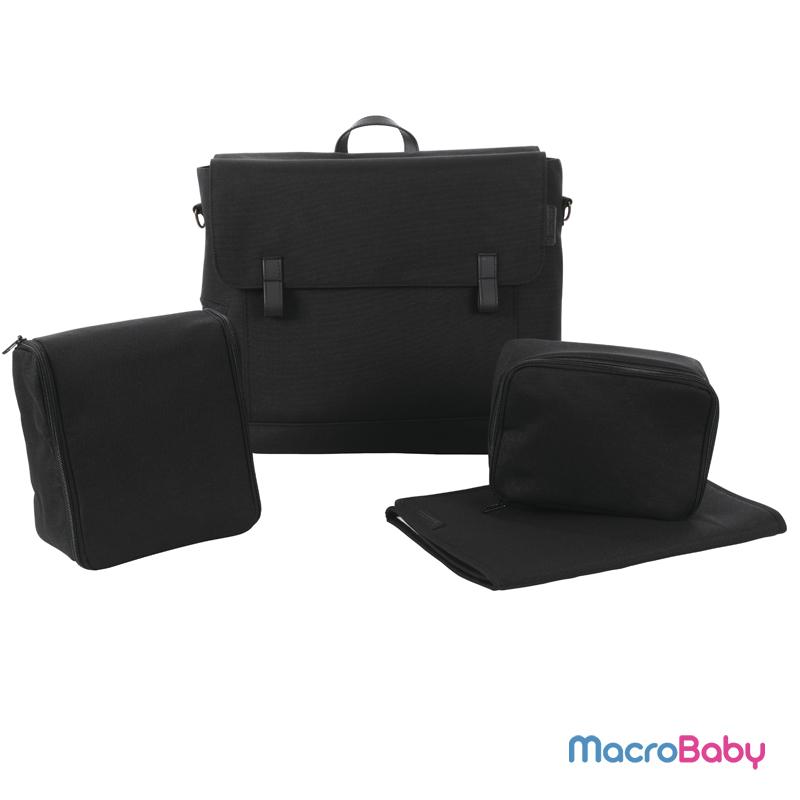 Bolso cambiador MODERN BAG Essential Black MAXI COSI