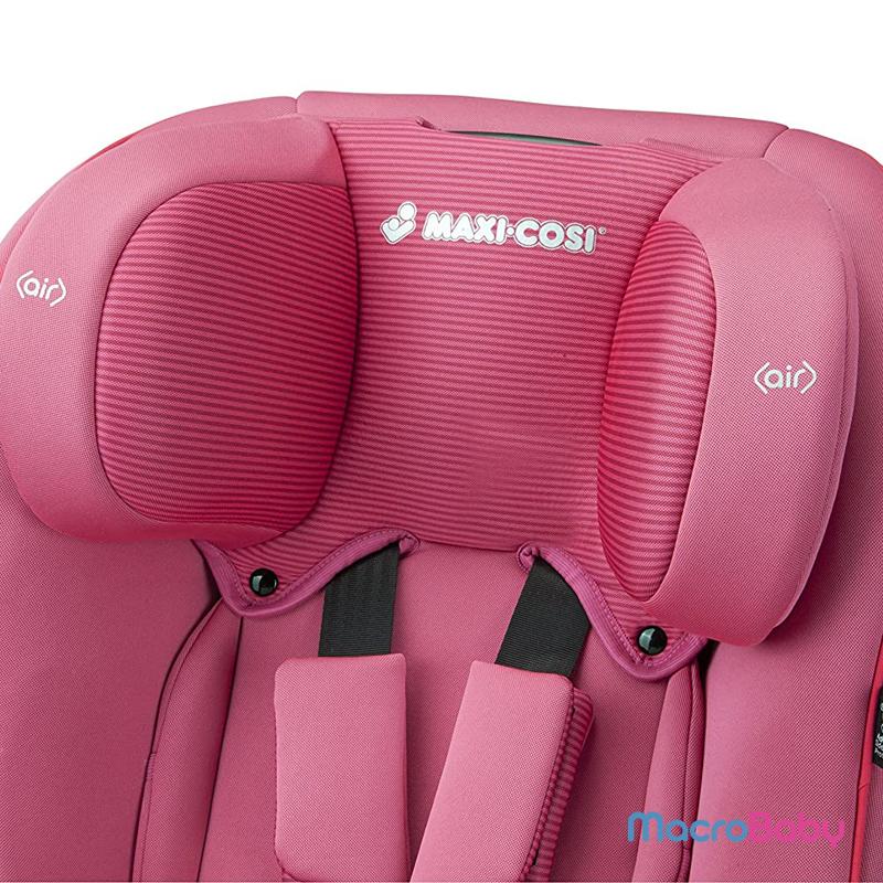 Butaca de seguridad PRIA 70 rosa Maxi Cosi