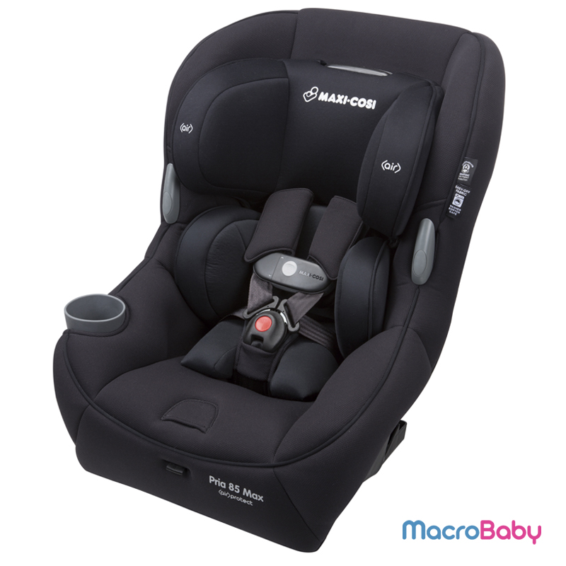 Butaca de seguridad PRIA 85 Max Night Black Maxi Cosi