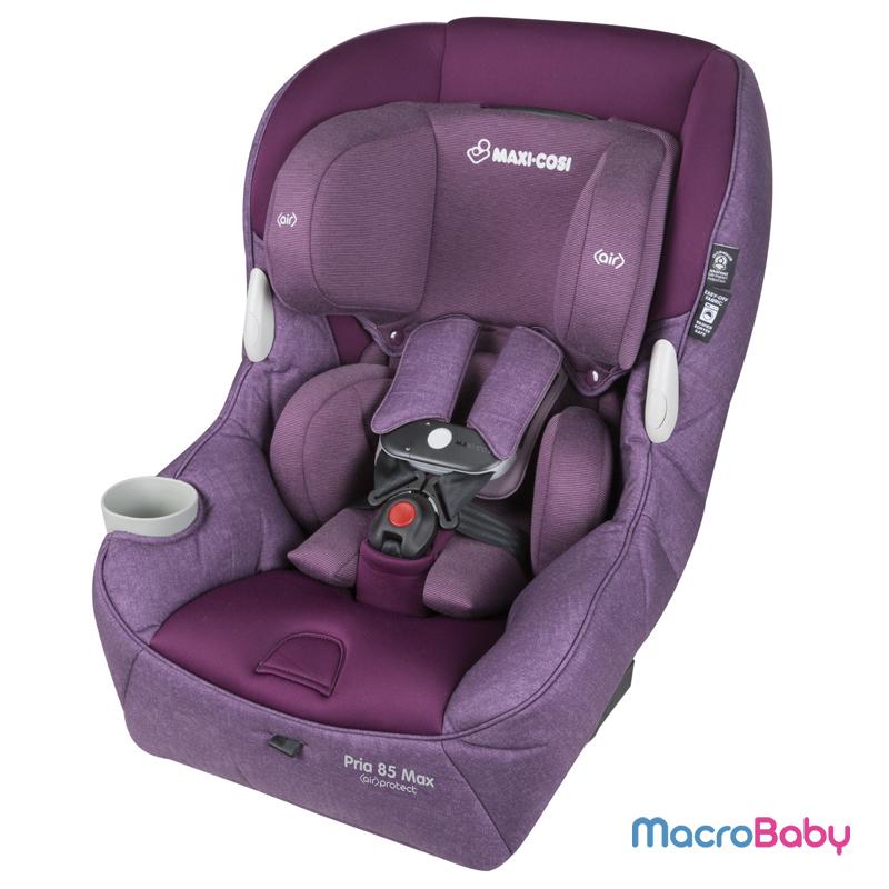 Butaca de seguridad PRIA 85 Max Nomad Purple Maxi Cosi