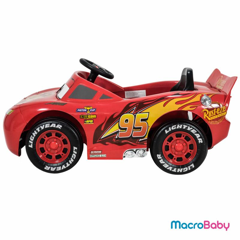 Auto a bateria Cars Disney - MacroBaby