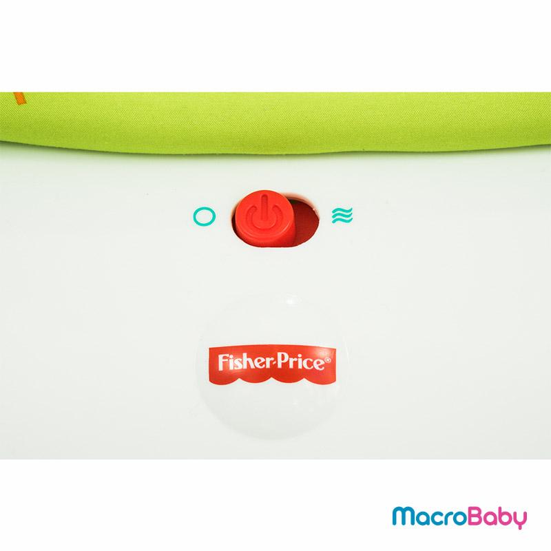 Mecedora con vibraciones relajantes Fisher Price - MacroBaby