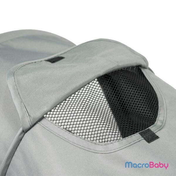 Cochecito de Bebé con Huevito Turist gris