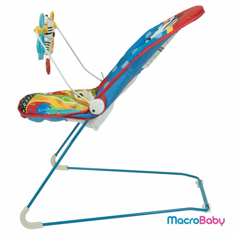 Mecedora con vibraciones relajantes y barra de juguetes V - 8604 Fisher Price - MacroBaby