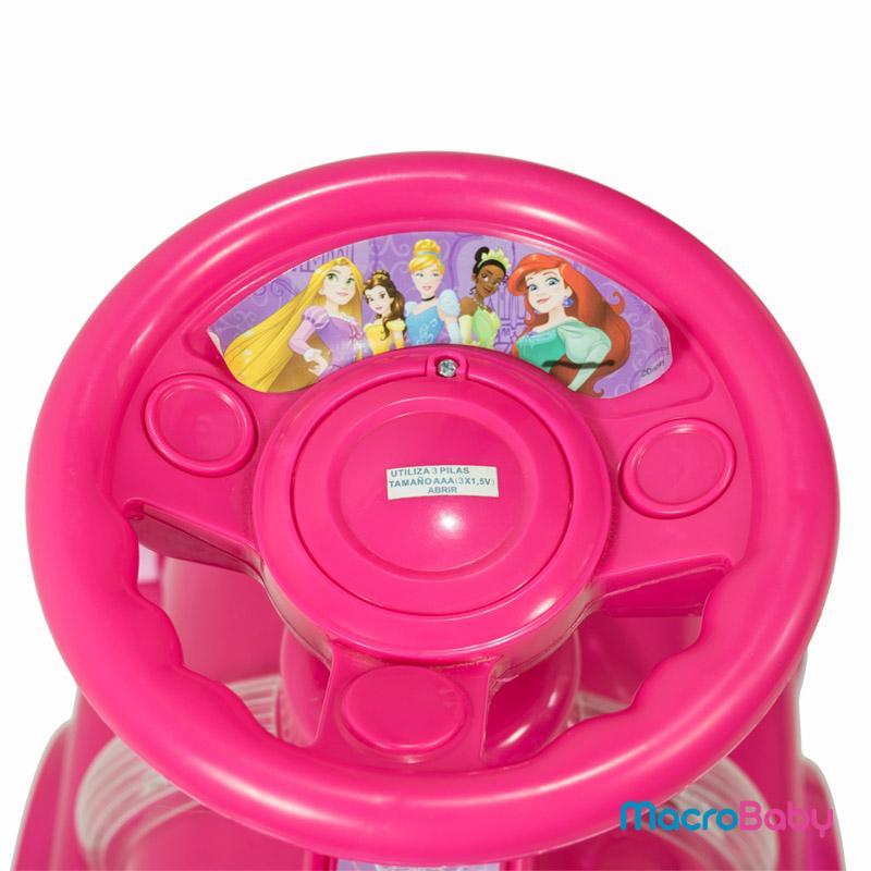 Caminador Princesas WJ-018 Disney - MacroBaby