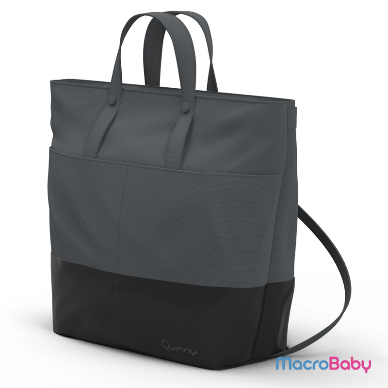 Bolso cambiador Changing Bag Gris Quinny