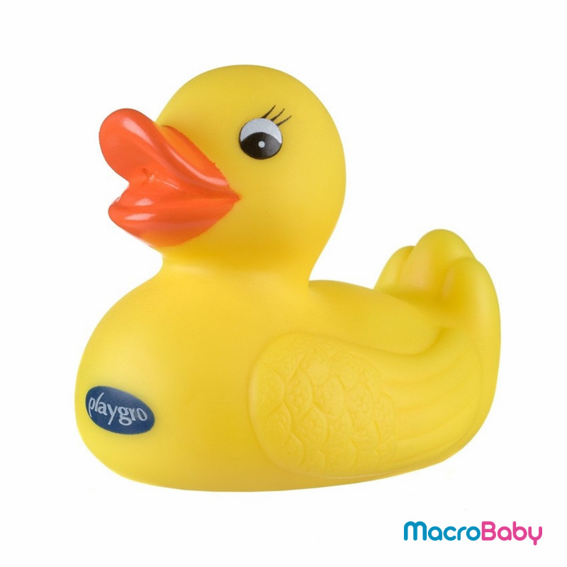 Bath duckie Playgro - MacroBaby